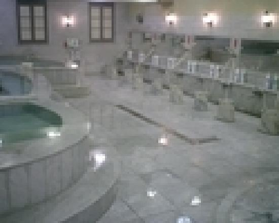 Shinjuku Kuyakushomae Capsule Hotel: 大浴場