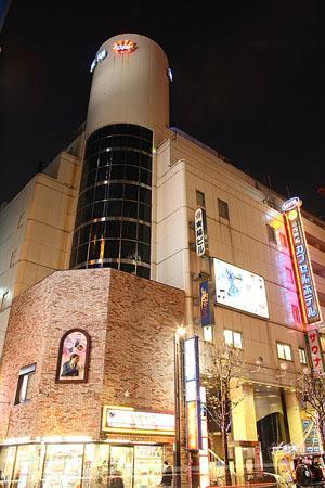 Shinjuku Kuyakushomae Capsule Hotel