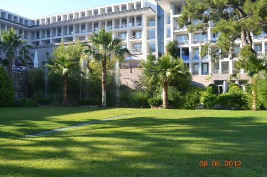 Kilikya Palace Goynuk : Hotel area