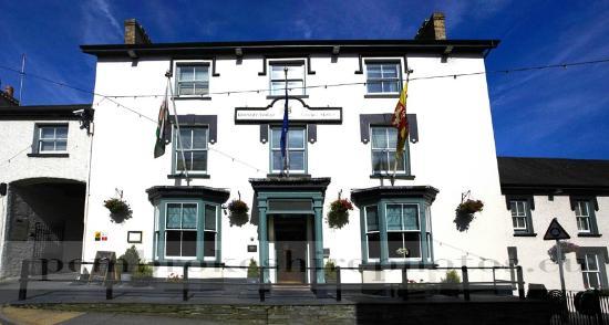 Emlyn Hotel: Hotel