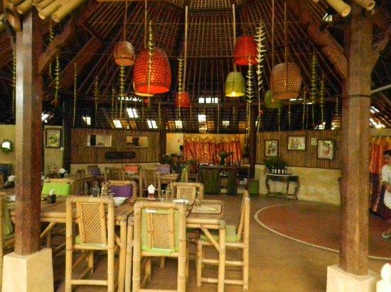 Saren Indah Restaurant: Our lovely restaurant
