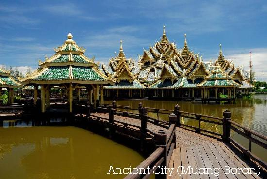 Ancient City Muang Boran Picture Of Royal Orchid