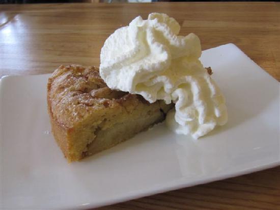 Dros Kafe: Delicious cake...