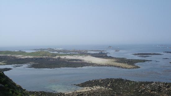 Armor Navigation : une vue de l île aux moines