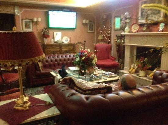 Hotel Vittoria: Euro cup