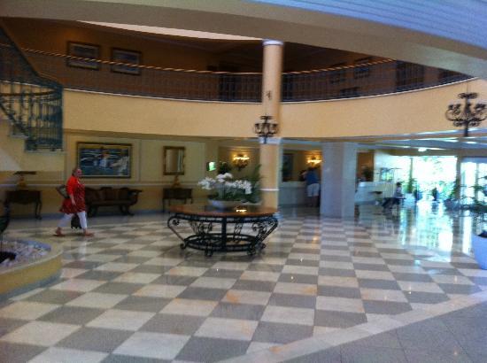 Ria Park Hotel&Spa: Lobby