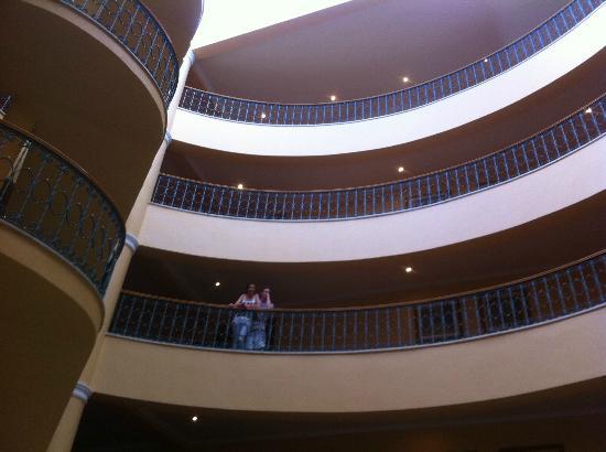 Ria Park Hotel: Balcony
