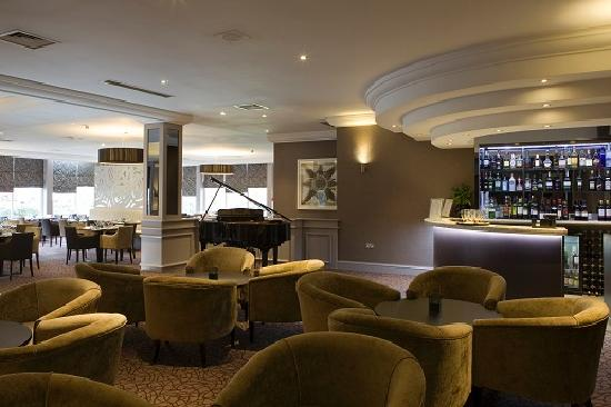 DoubleTree by Hilton Hotel Sheffield Park : Piano Restaurant and Bar (3)