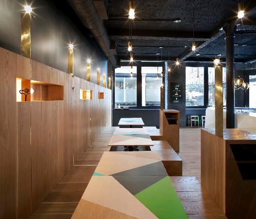 Yoobi - Soho - London, Greater London - Foursquare