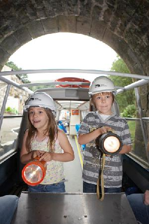 Standedge Tunnel & Visitor Centre: Fun for all the family