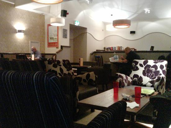 PubLove at The Great Eastern: Lounge/Common Room
