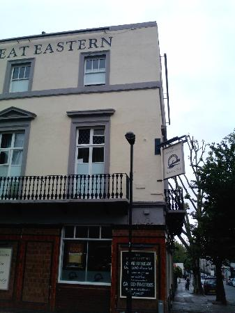 PubLove at The Great Eastern: Facade