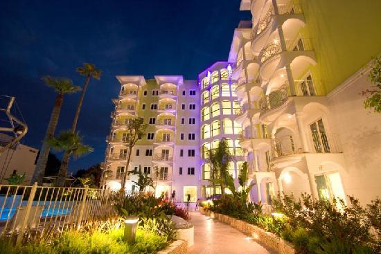 Smeraldo Suites & Spa: hotel di notte