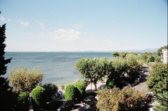 Hotel Villa Letizia: Blick vom Zimmer