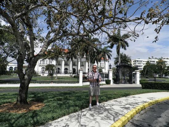 Henry Morrison Flagler Museum: Outside the Museum