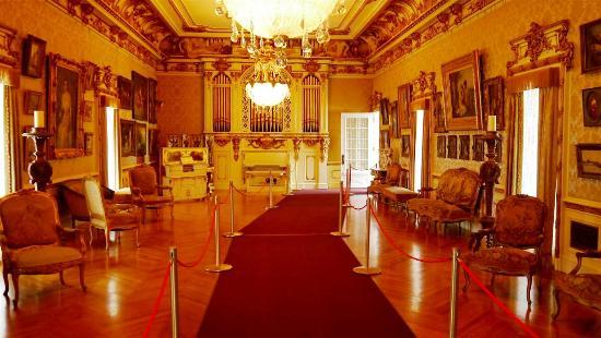 Henry Morrison Flagler Museum: Music Room