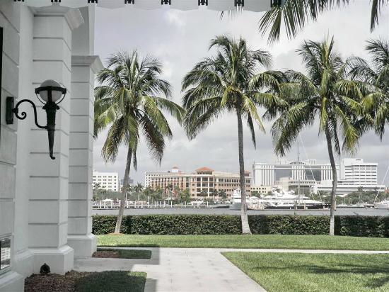 Henry Morrison Flagler Museum: Stunning view of  Palm Beach