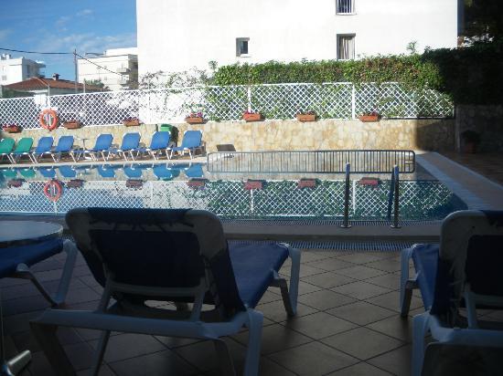Principe Hotel : Blick aud den speisesall