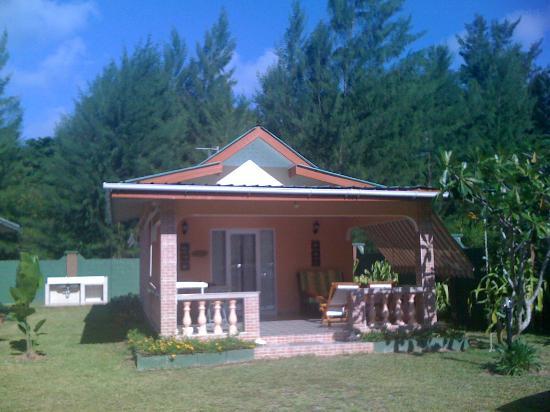 Villa Gaiarda: villetta senza cucina, letto matrimoniale e letto singolo.
