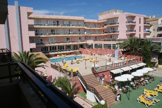 Hotel 1 Picture Of Playamar S Illot Tripadvisor