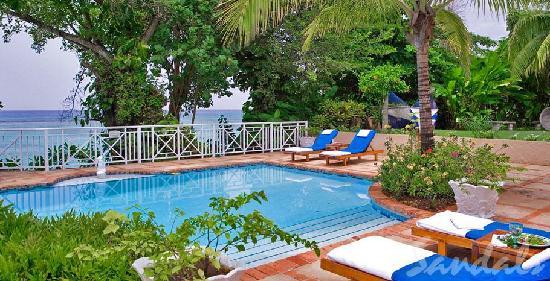 Poolview at Sandals Royal Plantation