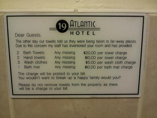 19 Atlantic Hotel This Doesn T Even Make Sense