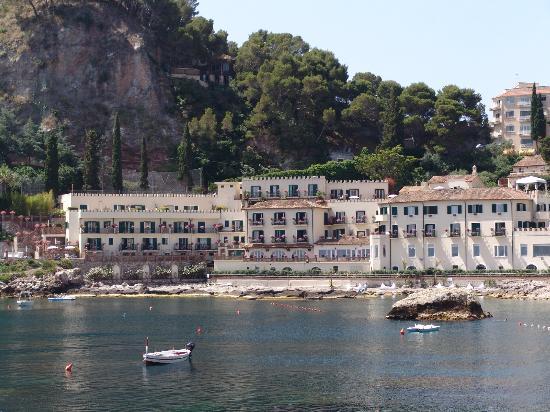 Belmond Villa Sant'Andrea: Aussenansicht Hotel / Villa