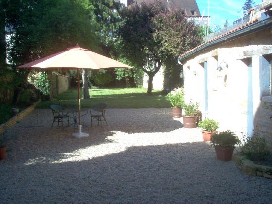 Sarlat Cote Jardin: le jardin
