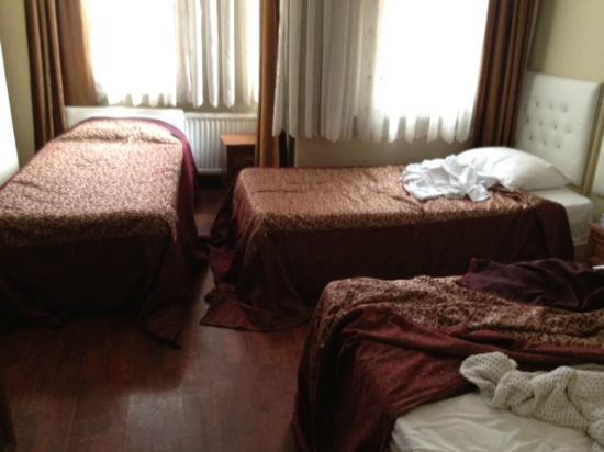Emma Saray Hotel : Room