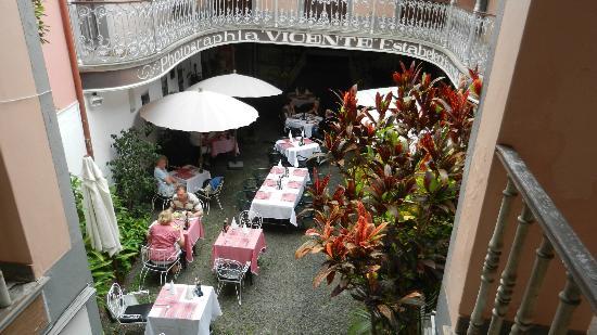 Le restaurant Patio