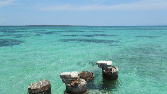 Villa Colonial Frank y Arelys: Playa la Salina (acceso público y gratuito)