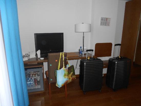 Hotel Plaza: kamer