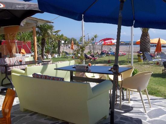 Akti Aphrodite: View from Pool Bar