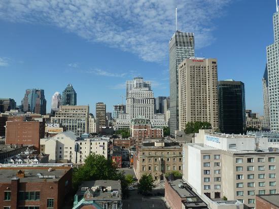 Comfort Suites Downtown : vue