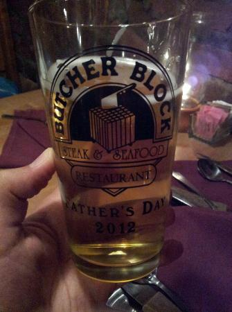 Butcher Block Restaurant : Fathers Day Gift !! :)