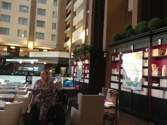 Le Meridien Dallas by the Galleria: Lobby