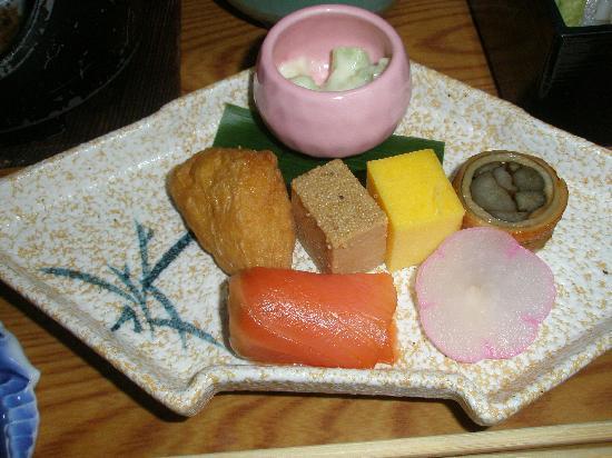 Motoyu Ryuusenkaku : 美味しそうですか?