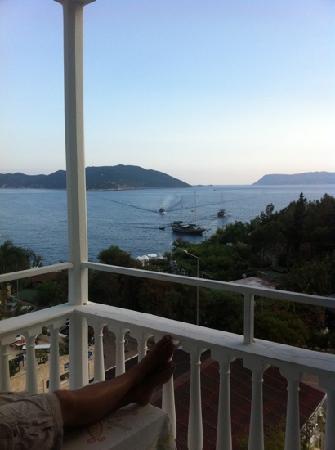 Hotel Koza: view
