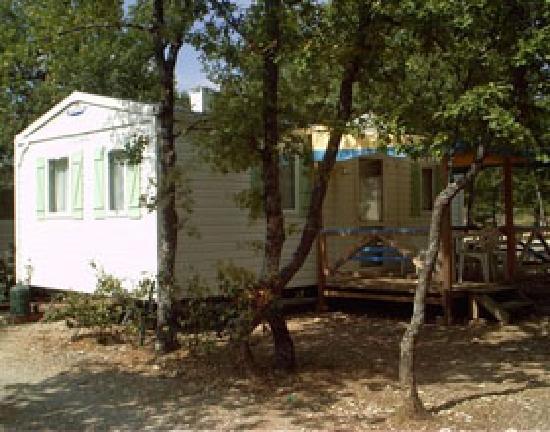 Camping Caravaning Epi Bleu : Mobil home