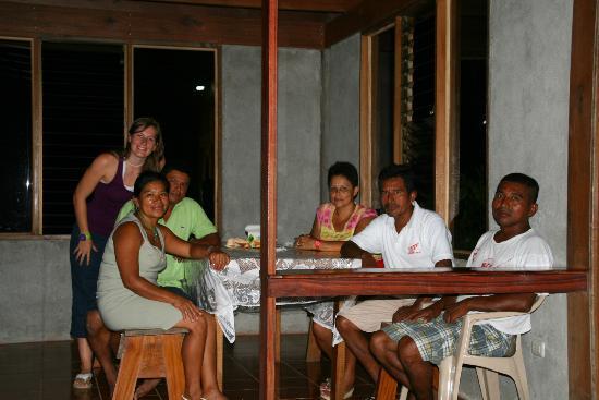 Casa Drake Lodge: Family