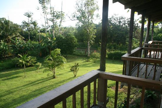 Casa Drake Lodge: view