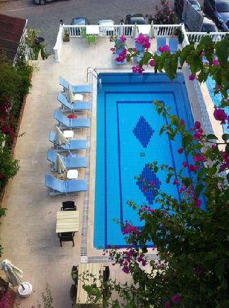 Hotel Koza: pool