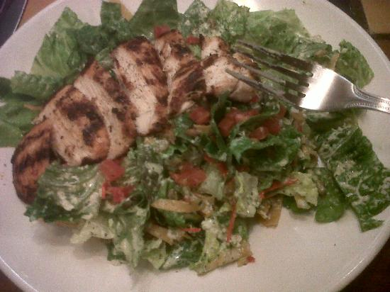 El Torito Restaurant: Chicken Cesar