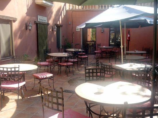 Hotel Molino del Puente Ronda: Bar