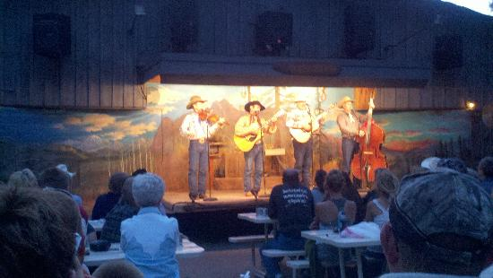 Bar D Chuckwagon Supper Show