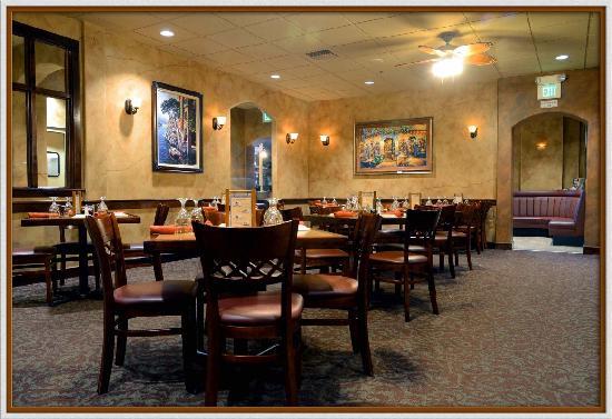 Visconti S Restaurant Folsom