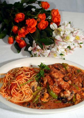Visconti Ristorante : Home style cooked Italian food