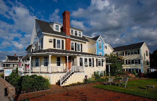 The Beach House : Exterior