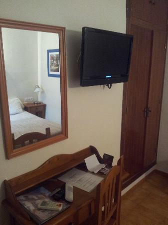Hotel Hostal Marbella: Bedroom