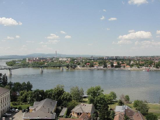Esztergom Basilica / Cathedral: View from the dome